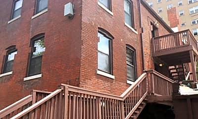 Building, Red Brick CWE/Midtown, 2
