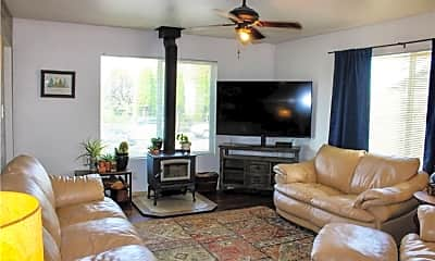 Living Room, 1743 4th street, 1