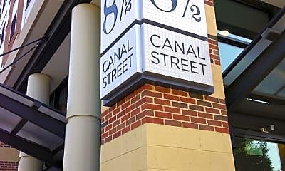 8 1/2 Canal Street, 1