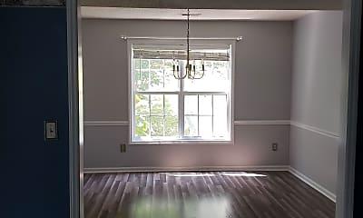 dining room, 3904 colony ridge ct, 2