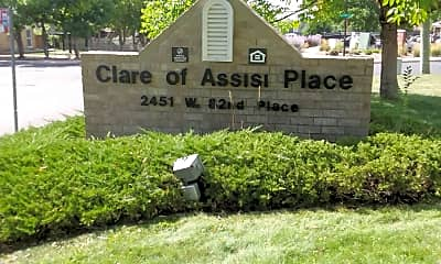 Clare Of Assisi Homes, 1