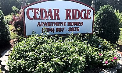 Cedar Ridge Apartment Homes, 1