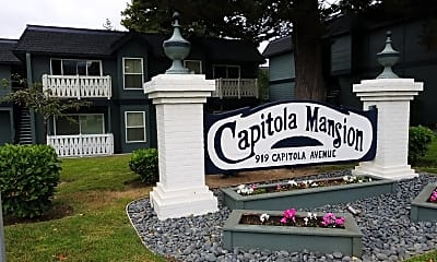 Capitola Mansion, 1