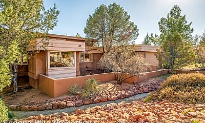 Patio / Deck, 209 Pinon Woods Dr, 2