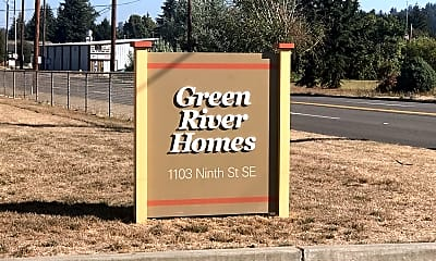 Green River Homes, 1