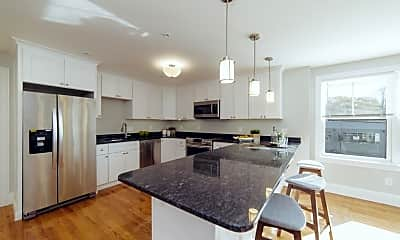 Kitchen, 45 Spring St 3, 0