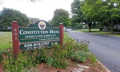 Constitution House, 1