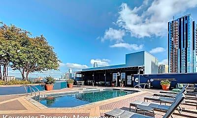 Pool, 54 Rainey St, 1