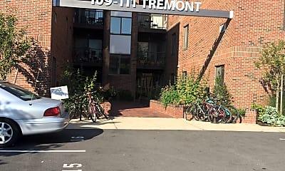 109-111 Tremont, 1