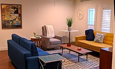 Living Room, 5221 N 24th St 102, 0