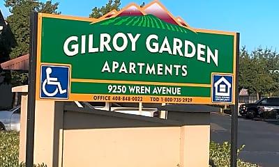 Gilroy Garden, 1