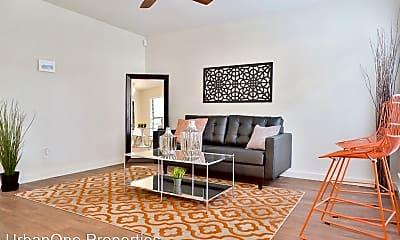 Living Room, 400 Westmoreland St, 1