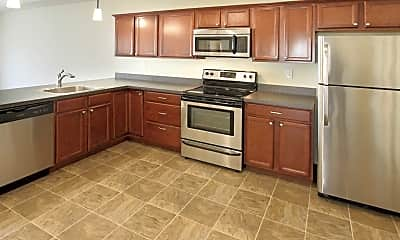 Kitchen, Tower Place, 1