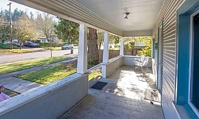 Patio / Deck, 1600 Walnut Street, 1