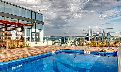 Pool, 3720 Chestnut St 2907, 0
