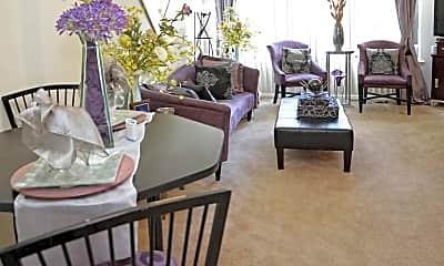 Dining Room, Stevenson Terrace, 0