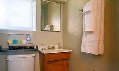 Bathroom, 1537 N Gaylord St, 0