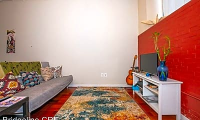 Living Room, 1201 Fitzwater St, 1