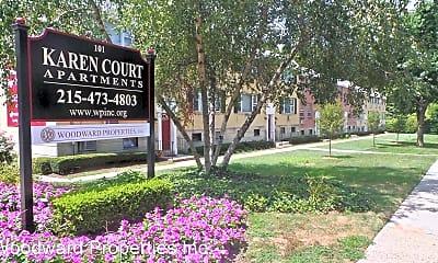 Community Signage, 101 W Baltimore Pike, 1