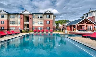 Pool, Grove at Auburn - Per Bed Lease, 0