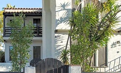 Building, 8575 Horner St, 1