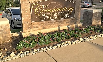 Conservatory At Keller Town Center, 1