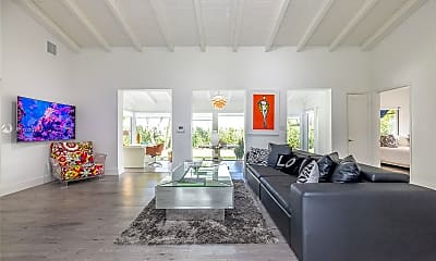 Living Room, 860 N Venetian Dr, 0