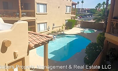 Pool, 16545 E Gunsight Dr, 2