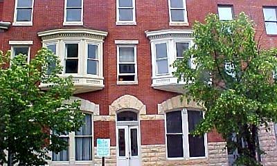 Building, 1707 Linden Ave, 0