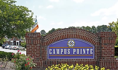 Community Signage, Campus Pointe Student Housing, 2