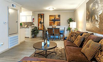 Living Room, 1370 Afton St, 0