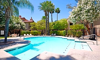 Pool, La Entrada, 0