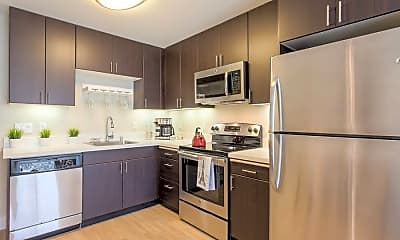 Kitchen, Avalon Morrison Park, 1
