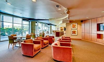 Living Room, 155 S Court Ave 2601, 1