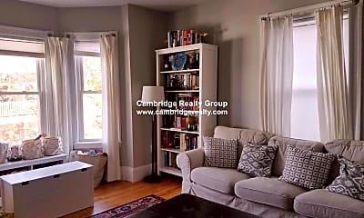 Living Room, 36 William St, 1