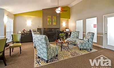 Living Room, 2250 Ridgepoint, 2