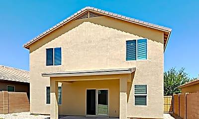 Building, 4401 W White Canyon Road, 2