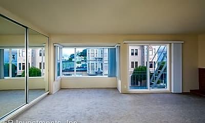 Living Room, 359 Green Street, 1