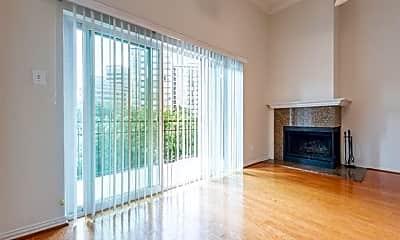 Living Room, 2201 Wolf St 5202, 2