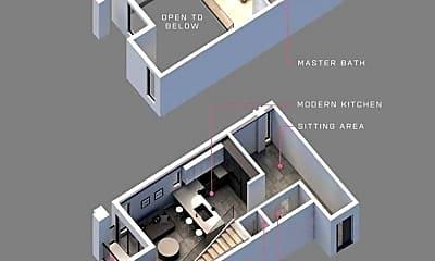 Patio / Deck, 2722 N 7th St, 2