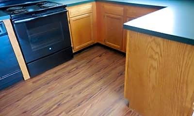 Kitchen, 128 Montmullin St, 1