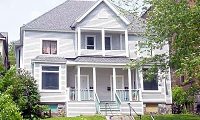 Building, 221 E 3rd St, 0