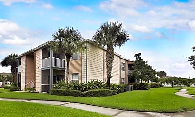 Building, Indian River Apartments, 2