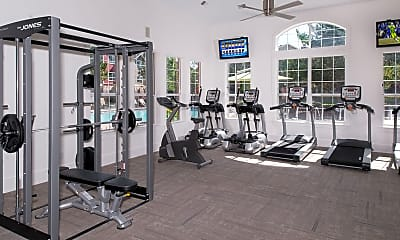 Fitness Weight Room, 5438 Westheimer Rd, 2