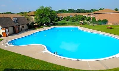 Pool, Woodbridge Village, 1