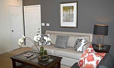 Living Room, Autumn Winds, 1