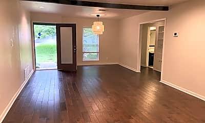 Living Room, 5022 Lansing Drive, 1