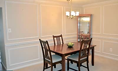 Dining Room, 5913 1st Landing Way 180, 1