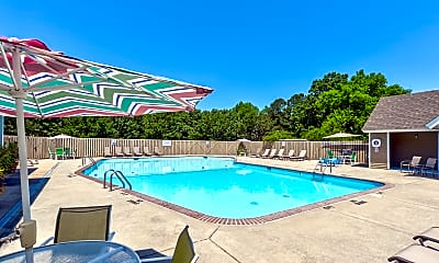 Pool, Bridgewood Apartments, 0