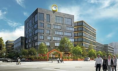 Building, Stamford Urby, 0